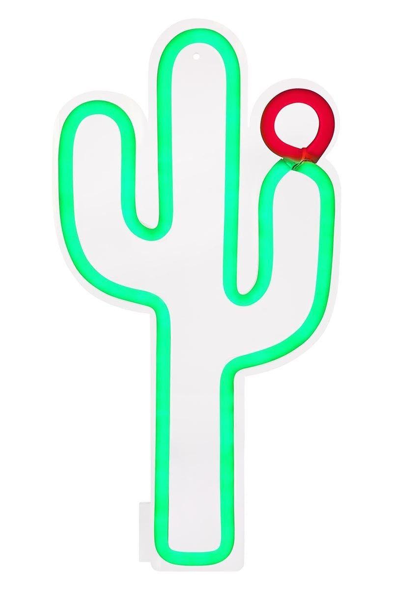 SUNNYLIFE Cactus Neon LED Wall Large Accessories | Sunnylife Cactus Neon LED Wall Large