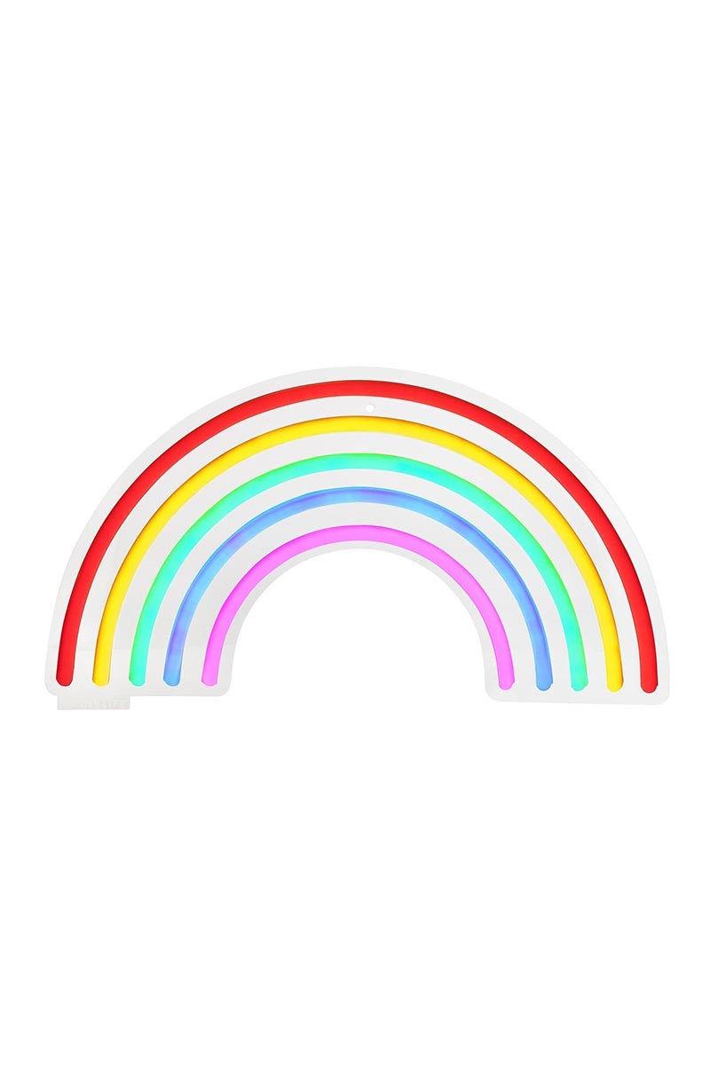 SUNNYLIFE Rainbow Neon LED Wall Large Accessories   Sunnylife Rainbow Neon LED Wall Large