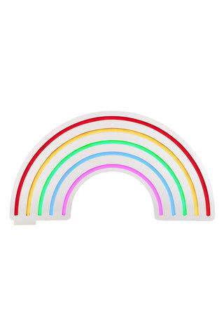 SUNNYLIFE Rainbow Neon LED Wall Small Accessories | Sunnylife Rainbow Neon LED Wall Small