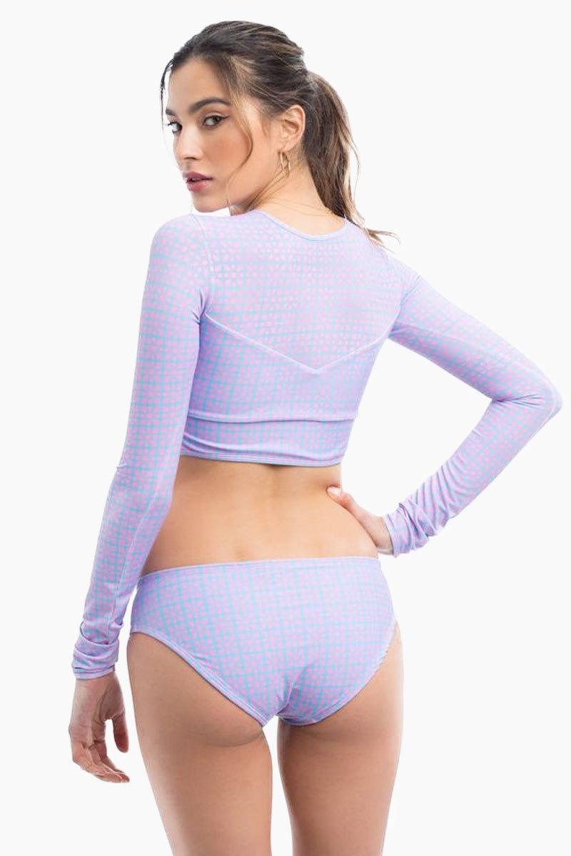 ELLE MER Mcc Full Coverage Bikini Bottom - Ulu Bikini Bottom | Ulu |Mcc Full Coverage Bikini  Bottom - Features: Full-coverage back Low rise Fully lined Wide waistband