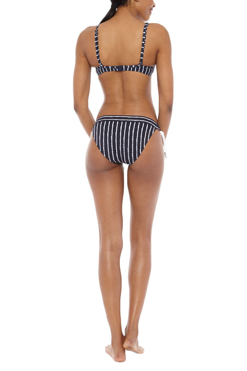 SEAFOLLY Coastline Hipster Bottom Bikini Bottom | Indigo| Seafolly Coastline Hipster Bikini Bottom