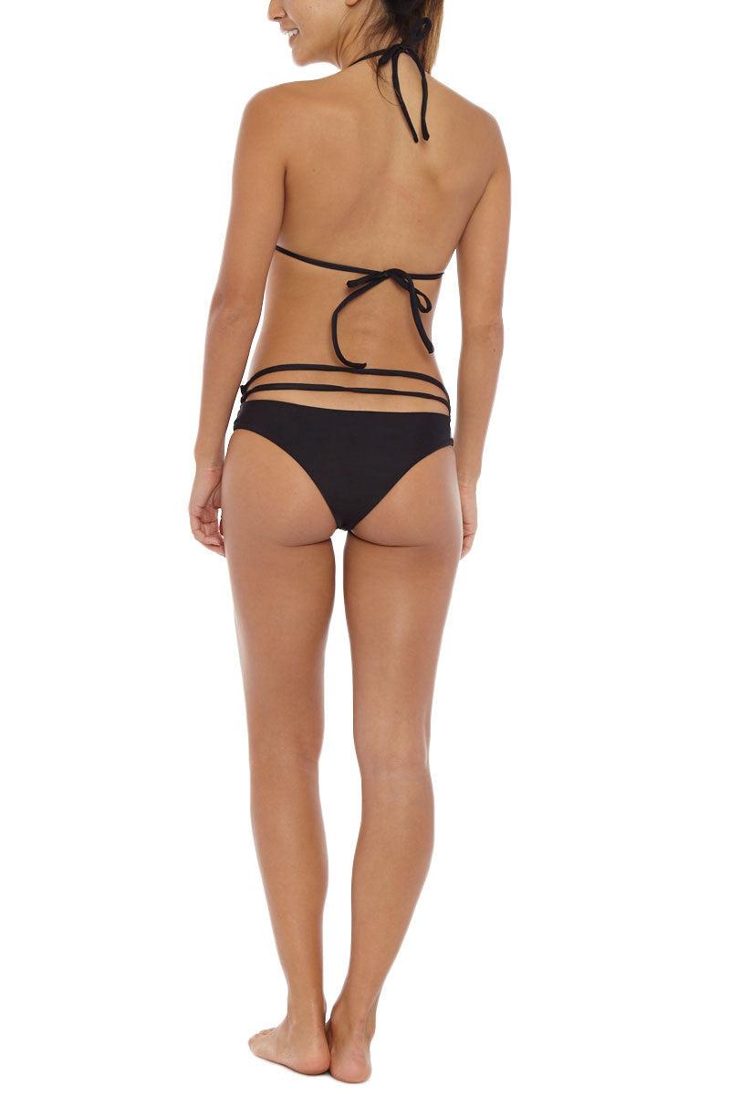 SOLKISSED Lily Top Bikini Top | Black| Solkissed Lily Bikini Top