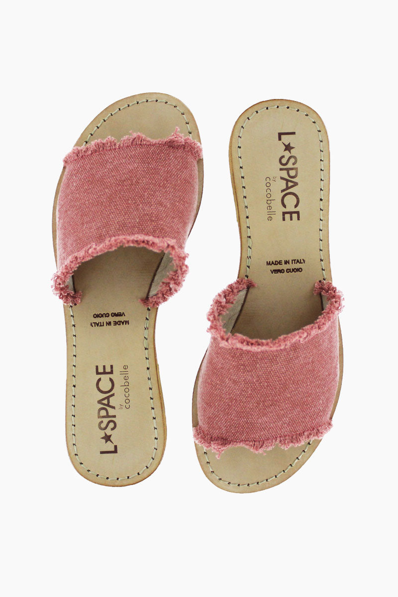 13a64d3e955c COCOBELLE Sunday Slide Sandals - Sahara