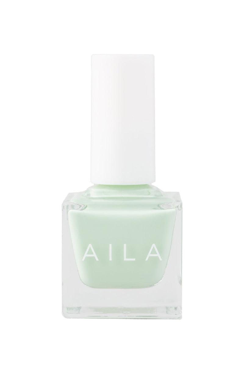 AILA COSMETICS The Perfect Bean Nail Polish Nails | The Perfect Bean| Aila Cosmetics Nail Polish Front View