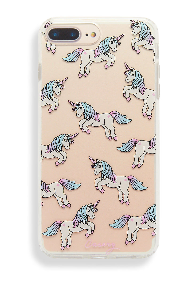 CASERY Unicorn iPhone 6s/7/8 Plus Phone Accessories | Unicorn| Casery Unicorn iPhone 6s/7/8 Plus