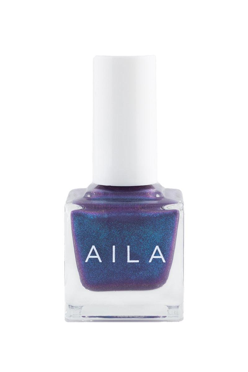 AILA COSMETICS Unillamapegadoodle Nail Polish Nails | Unillamapegadoodle| Aila Cosmetics Nail Polish Front View