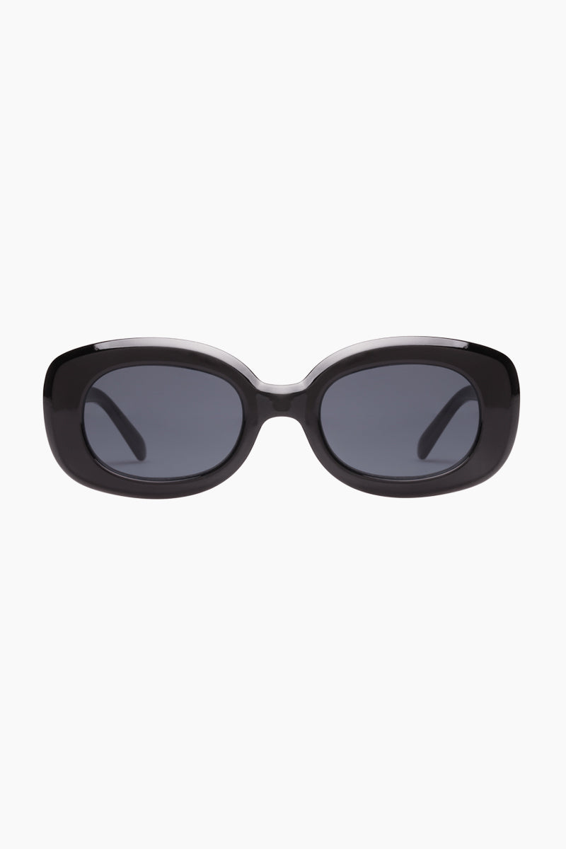 MINKPINK Untouchable - Black Sunglasses | Untouchable - Black | Minkpink Sunglasses Untouchable - Black Front View