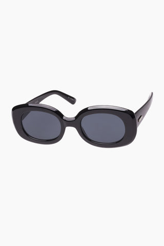 MINKPINK Untouchable - Black Sunglasses | Untouchable - Black | Minkpink Sunglasses Untouchable - Black Side View