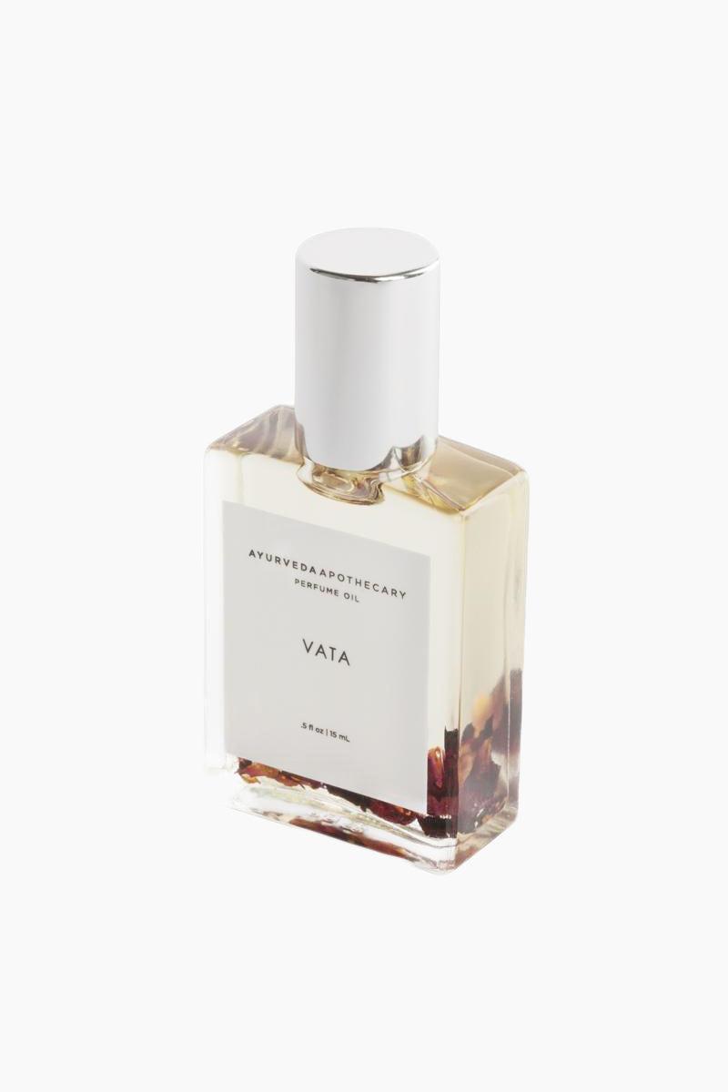 MADE BY YOKE Vata (Dosha) Balancing Perfume Oil - .5 oz Beauty | Made by Yoke Vata (Dosha) Balancing Perfume Oil - .5 oz