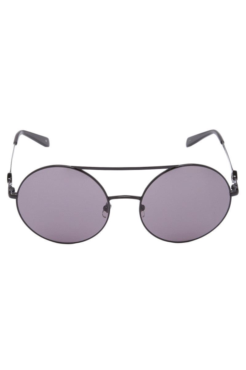 ecbf165c301 ... WONDERLAND SUNGLASSES Blythe Sunglasses - Black Sunglasses