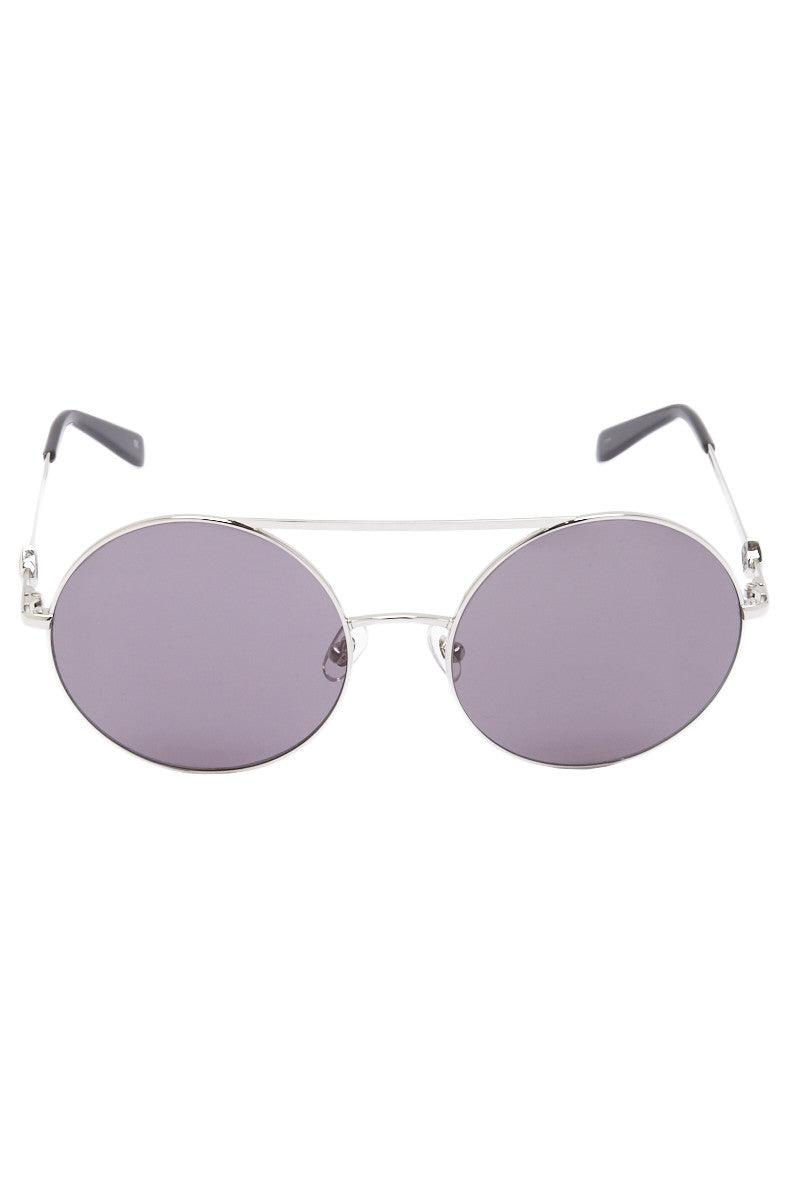 WONDERLAND SUNGLASSES Blythe Sunglasses - Silver Sunglasses | Silver| Wonderland Sunglasses Blythe