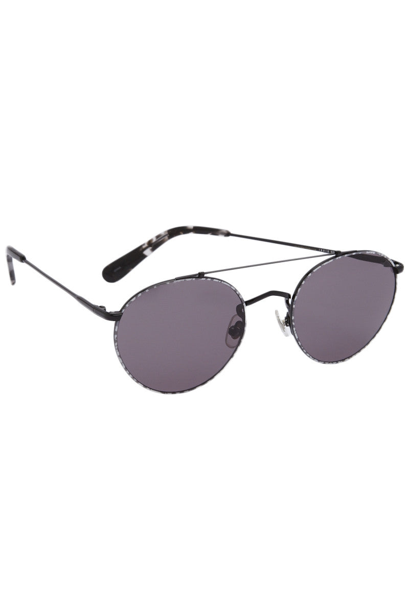 WONDERLAND SUNGLASSES Indio Sunglasses - Marble Sunglasses | Marble| Wonderland Sunglasses Indio