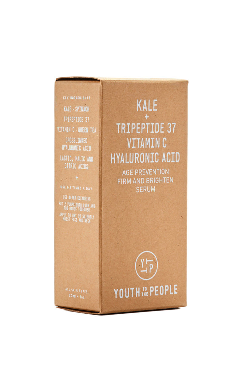 YOUTH TO THE PEOPLE Age Prevention Frim and Brighten Serum Beauty | Age Prevention Frim and Brighten Serum