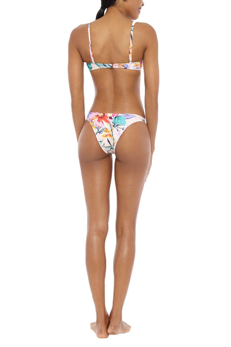 YUMI KIM Deep Sea Bandeau Top Bikini Top   Prism Party  Yumi Kim Deep Sea Bandeau Top