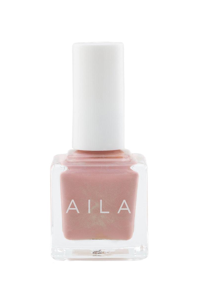 AILA COSMETICS Kelly Nails | Shimmery Pink| Aila Cosmetics Kelly