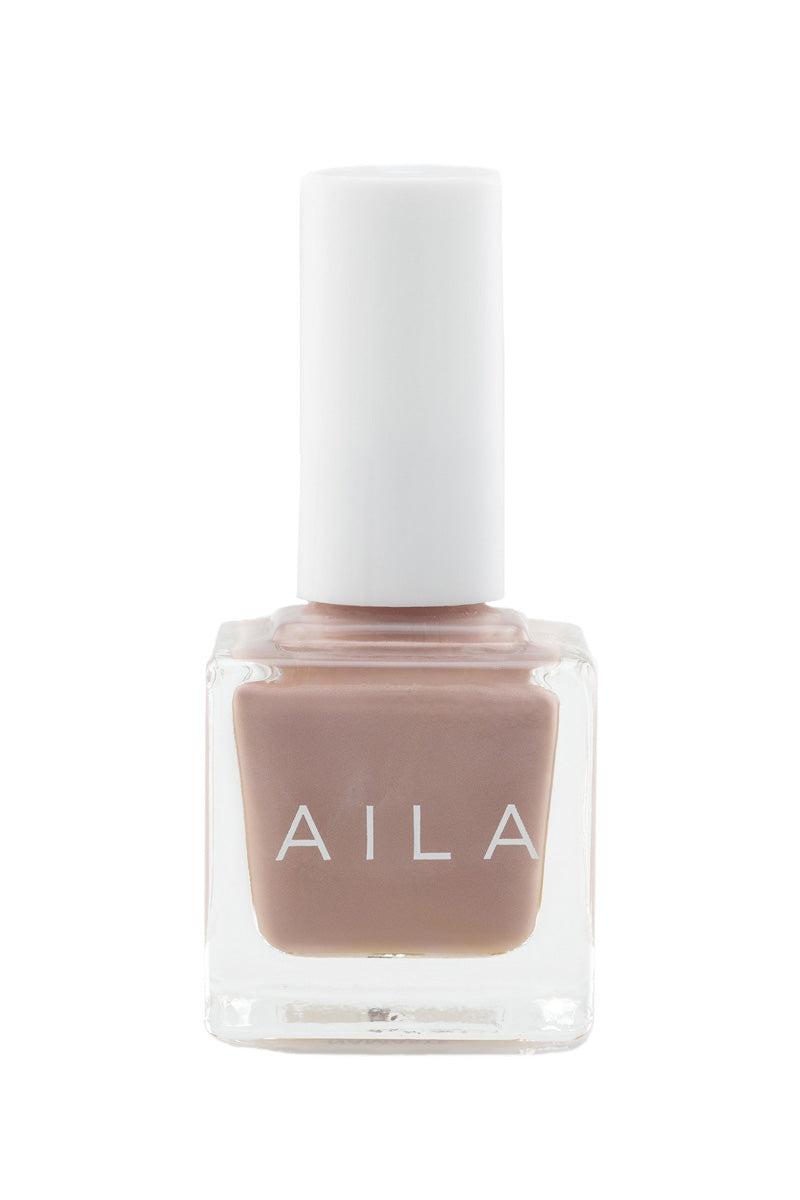 AILA COSMETICS Namaste Nails | Soft Mocha| Aila Cosmetics Namaste