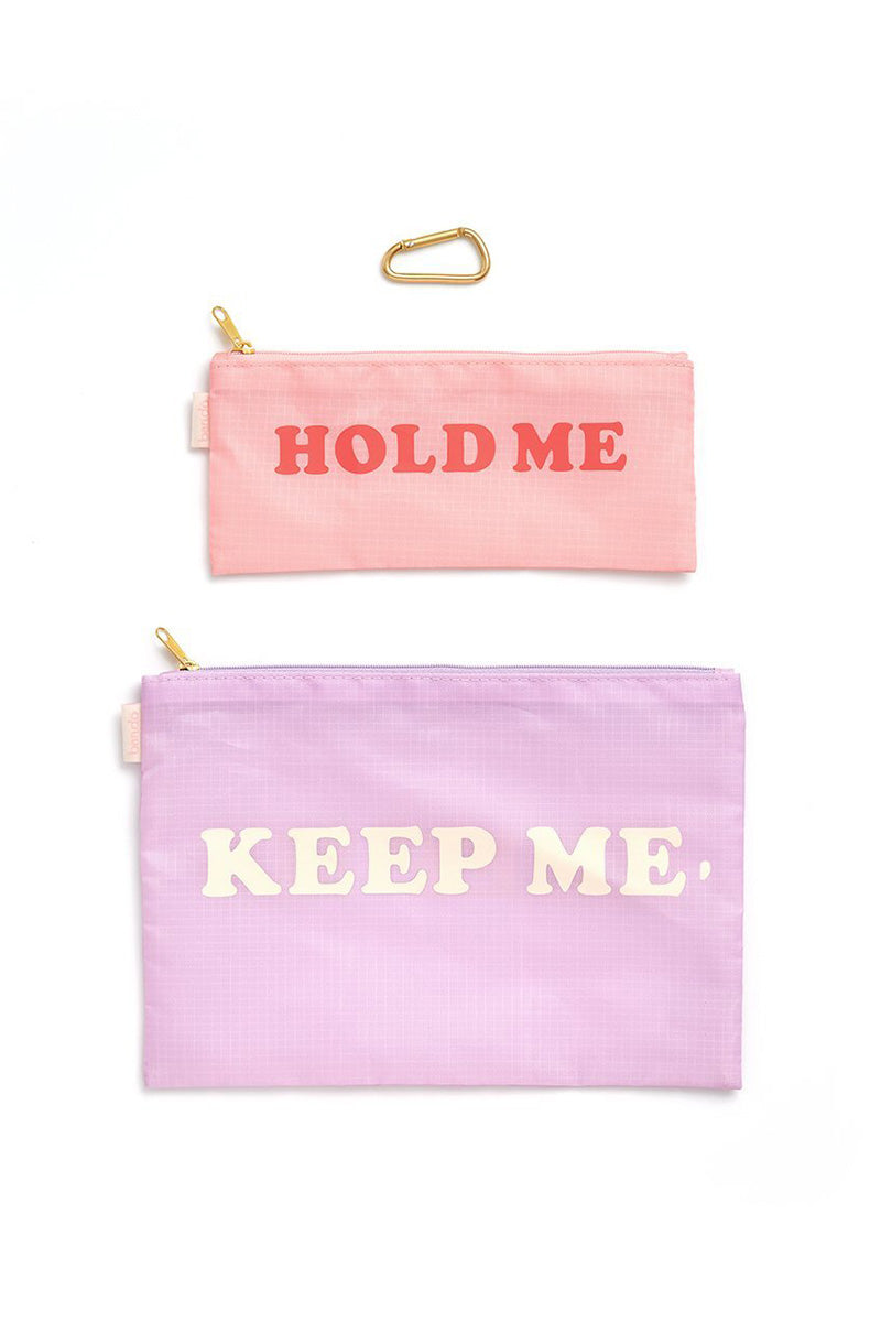 """BAN.DO Hold Me Keep Me Carryall Duo Bag 