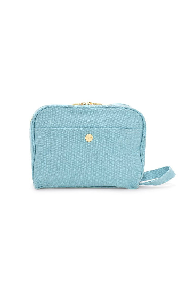 BAN.DO First Class Getaway Toiletries Bag Bag | Sky Blue| Ban.do First Class Getaway Toiletries Bag