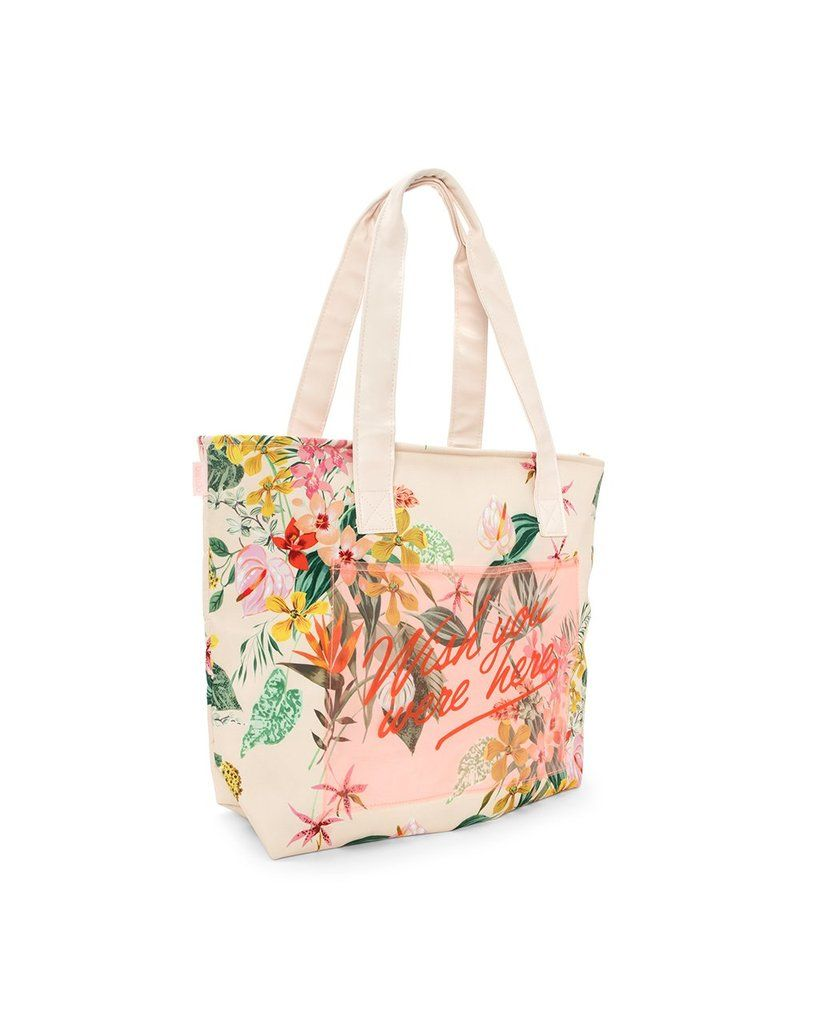 BAN.DO Paradiso Just Chill Out Cooler Bag Accessories | Paradiso| Ban.do Paradiso Just Chill Out Cooler Bag