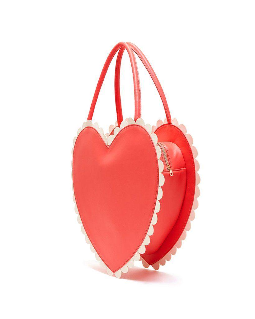 BAN.DO Sweetheart Super Chill Cooler Bag Accessories | Red| Ban.do Sweetheart Super Chill Cooler Bag