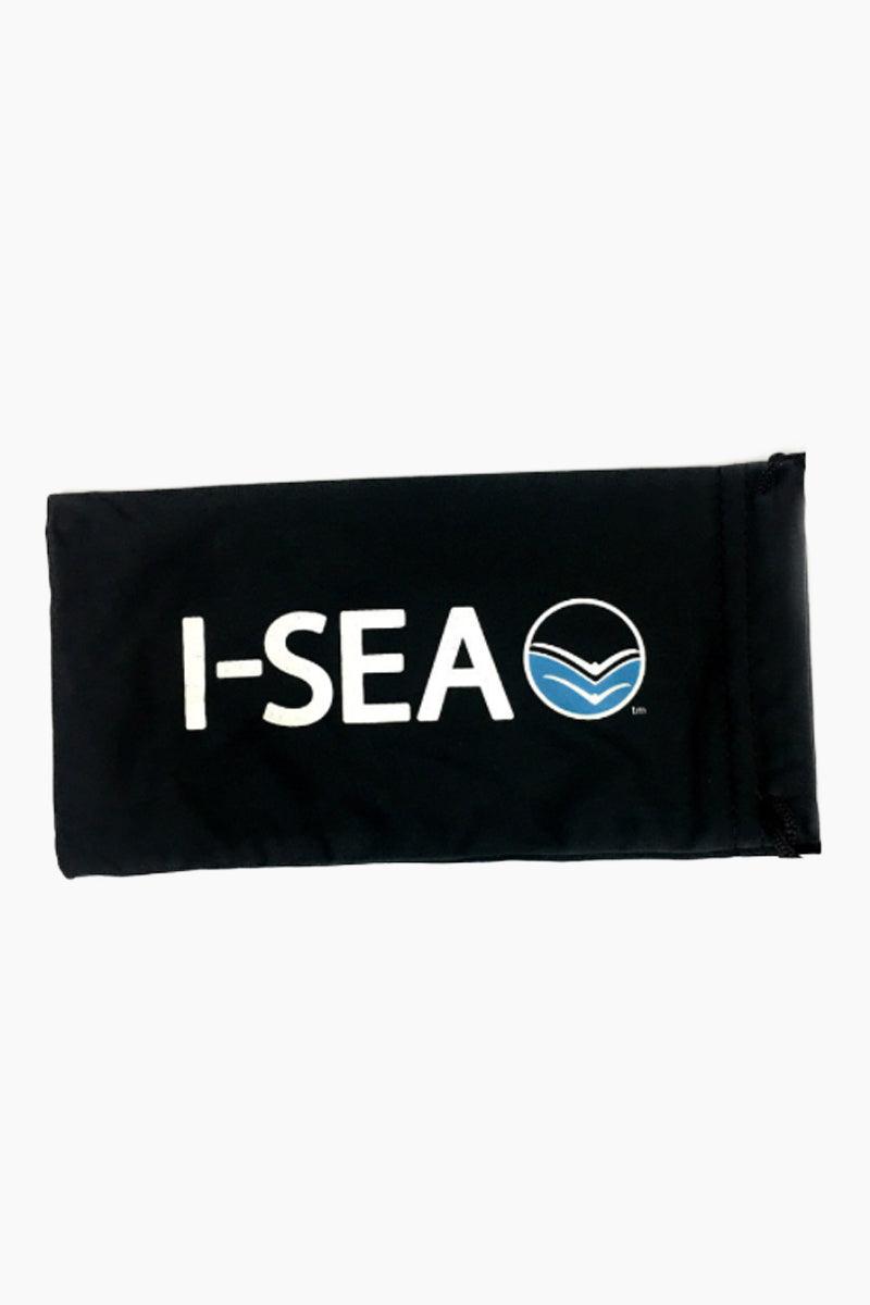 I-SEA Day Dream Sunglasses - Black Sunglasses   Black  I-Sea Day Dream Sunglasses - Black Half Cut Sunglasses Frame Color: Black Lens Color: Smoke   100% UV / UVB Protection Cover View