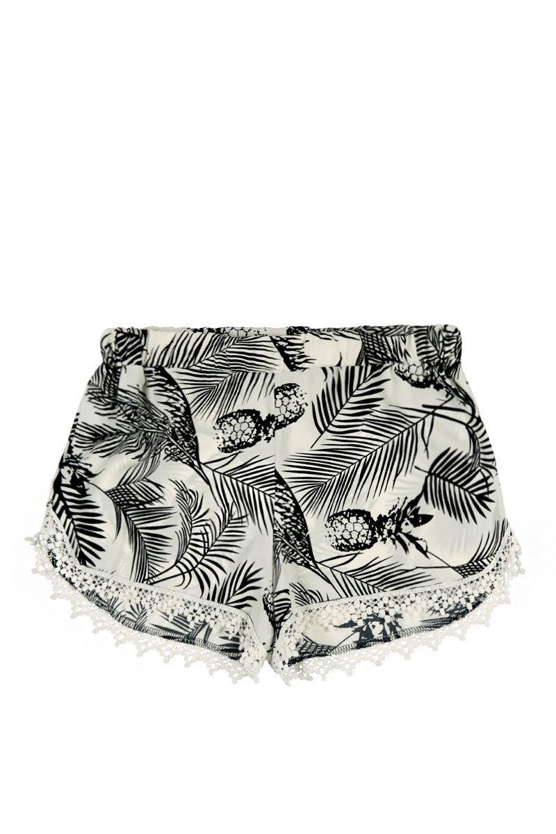 ANANAS Pineapple Shorts Shorts | Pineapple Print|