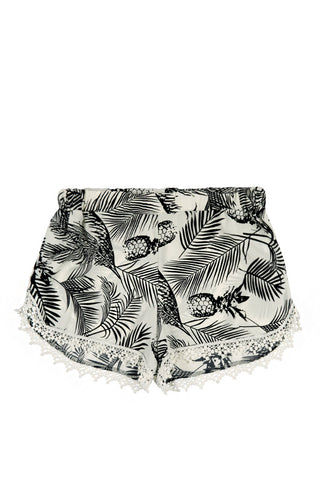 BIKINI.COM Pineapple Shorts Shorts | Pineapple Print|
