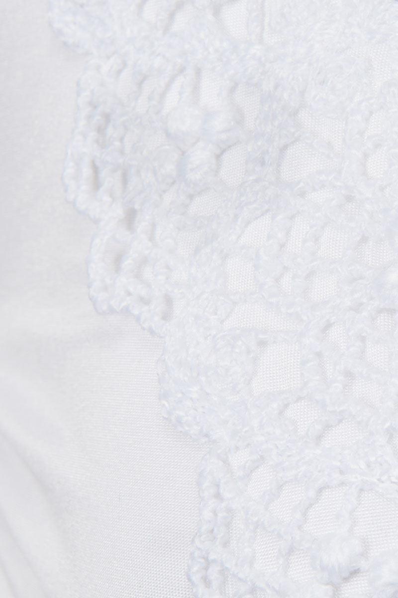 BLUE LIFE Mirage Halter One Piece Swimsuit - Diamond White One Piece | Diamond White|