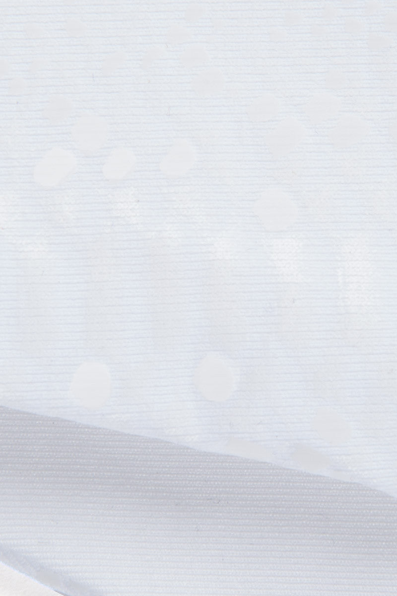 BLUE LIFE Hypnotic Bikini Bottom - White Foil Snake Bikini Bottom | White Foil Snake|