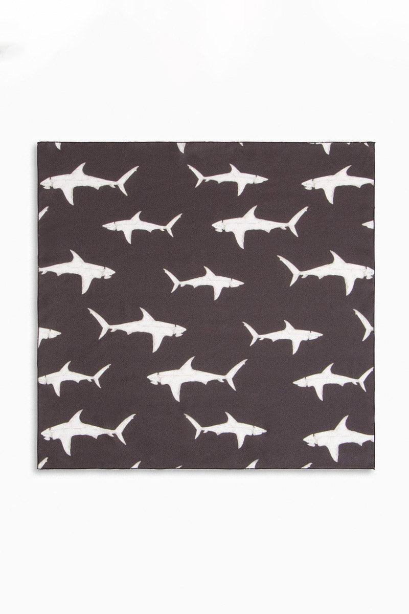 BOYS + ARROWS Bowie Bandana - Hood Fish Hair Accessories | Bowie Bandana - Hood Fish