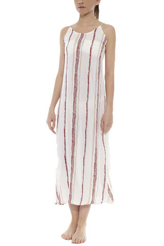 BEACHGOLD Drift Playa Midi Cover Up Dress Dress | Rouge| Beachgold Drift Playa Midi Cover Up Dress