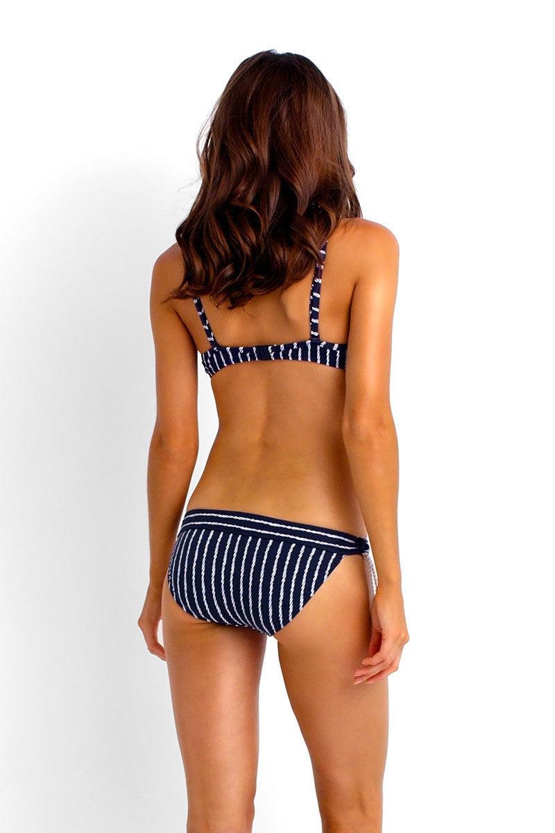 SEAFOLLY Coastline Hipster Bottom Bikini Bottom | Indigo|Chelsea