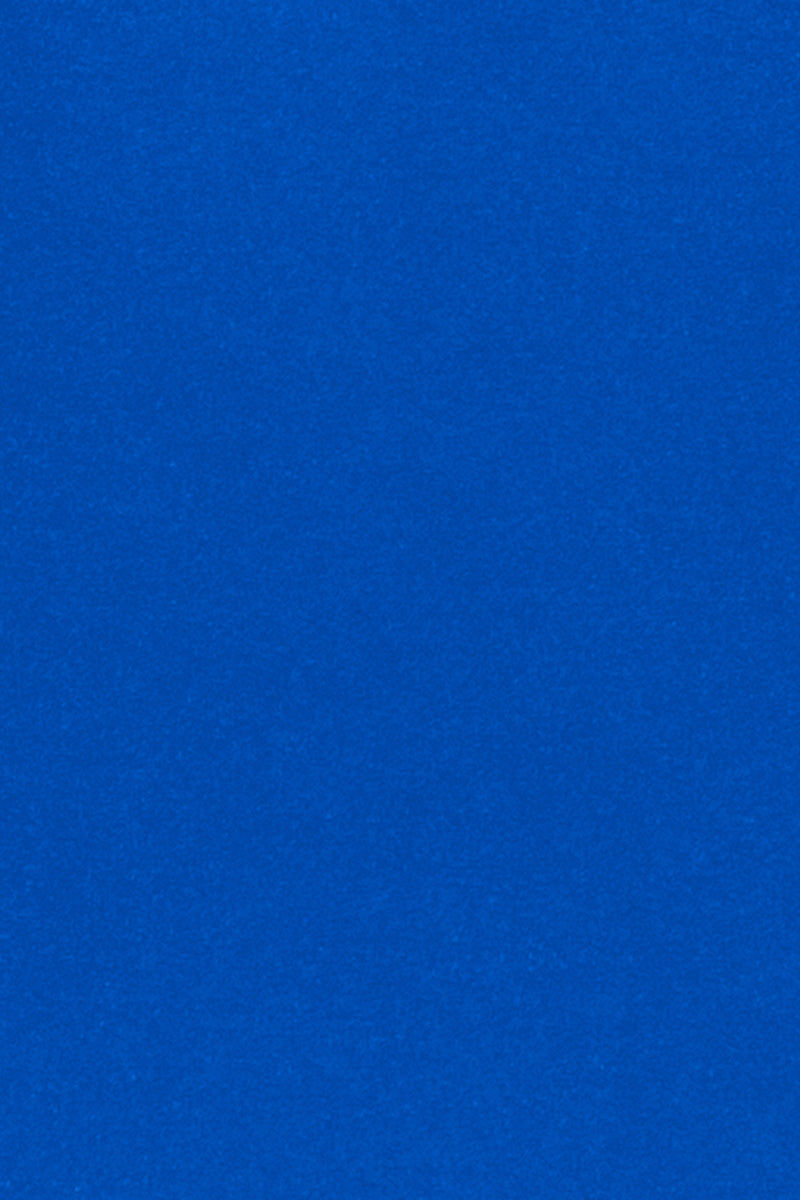 STELLA MCCARTNEY Draped Mid Rise Brief Bikini Bottom - Royal Blue Bikini Bottom | Royal Blue| Stella McCartney Draped Mid Rise Brief Bikini Bottom - Royal Blue High waist Drapped shirring detail High cut leg  Moderate coverage Front View