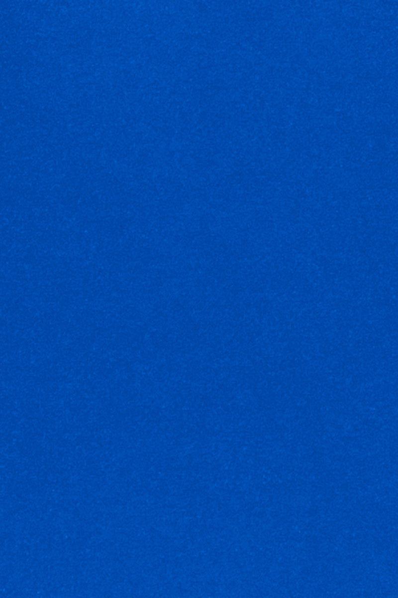 STELLA MCCARTNEY Ballet Triangle Bikini Top - Royal Blue Bikini Top | Royal Blue| Stella McCartney Triangle Bikini Top - Royal Blue Triangle Top Bralette V Neckline Front View