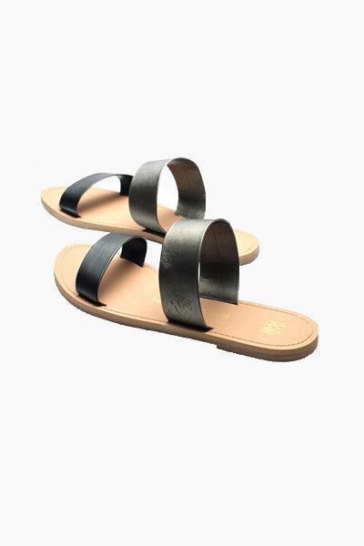 MALVADOS Vinyl Icon Azelea Sandals Sandals | Vinyl|Malvados Vinyl Icon Azelea Sandals