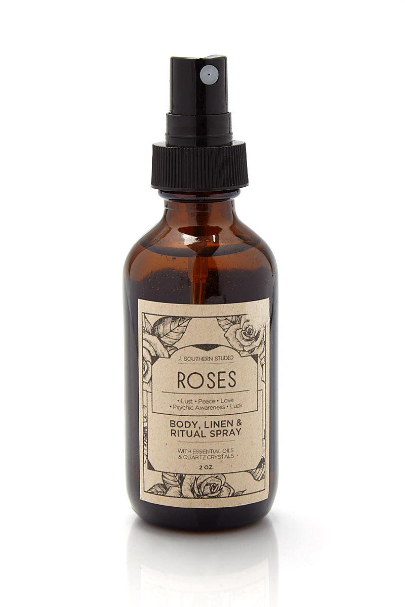 J. SOUTHERN STUDIO Roses Body & Linen Ritual Mist Beauty | Roses Body & Linen Ritual Mist