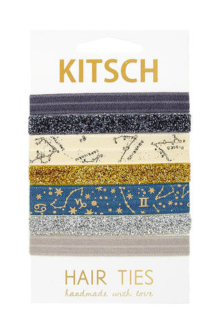 KITSCH Astrology Hair Ties Hair Accessories | Astrology Hair Ties