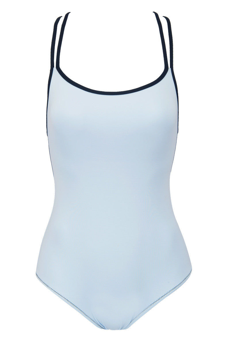 KORE Enyo Plunging One Piece - Frosty One Piece | Frosty| Enyo Plunging One Piece - Frosty