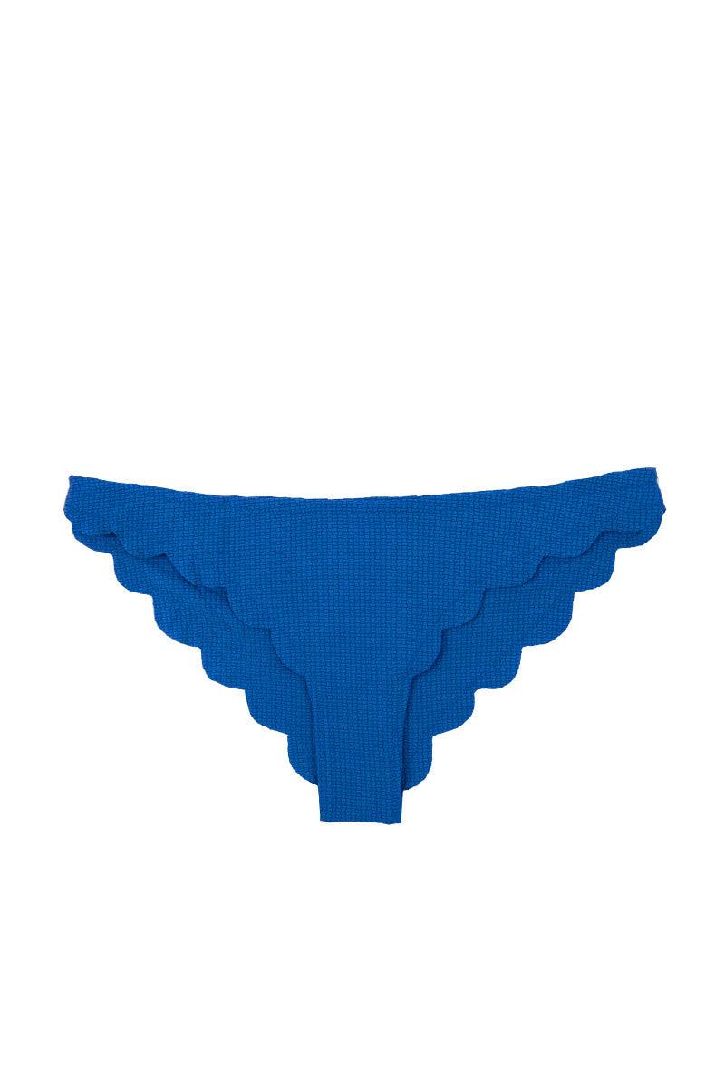 MARYSIA Broadway Moderate Bikini Bottom - Snorkel Blue Bikini Bottom | Snorkel Blue|