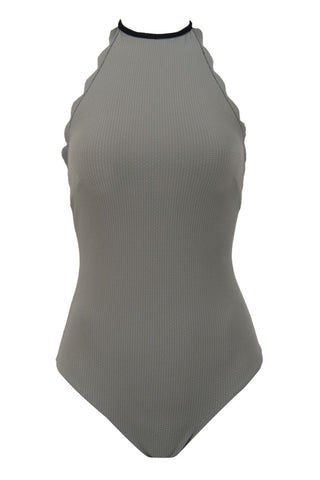 MARYSIA Mott Maillot One Piece One Piece | Black/Grey|