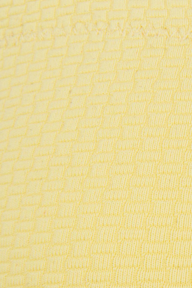 MARYSIA Santa Monica Bandeau Bikini Top - Sunlight Yellow Bikini Top   Sunlight Yellow 