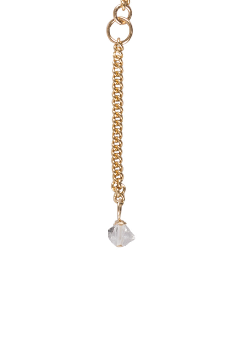 SOPHIE GRACE MAUI Nina Anklet Jewelry | Gold|