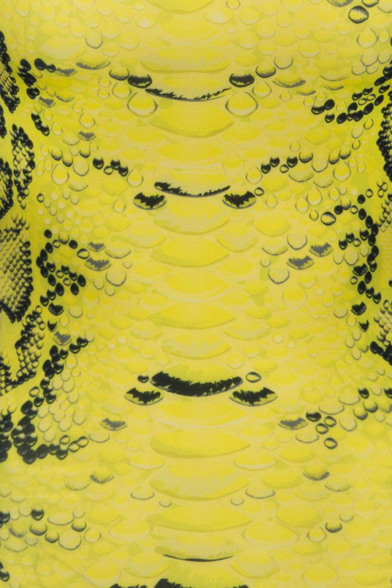 ZIGILANE Kill Bill One Piece One Piece   Yellow Snake 