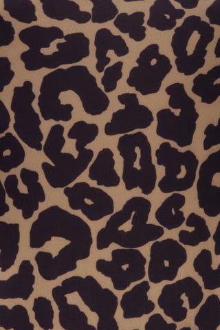 37f4e5b527f1c6 ... STONE FOX SWIM Hermosa Strappy Sides One Piece Swimsuit - Leopard Print  One Piece | Leopard