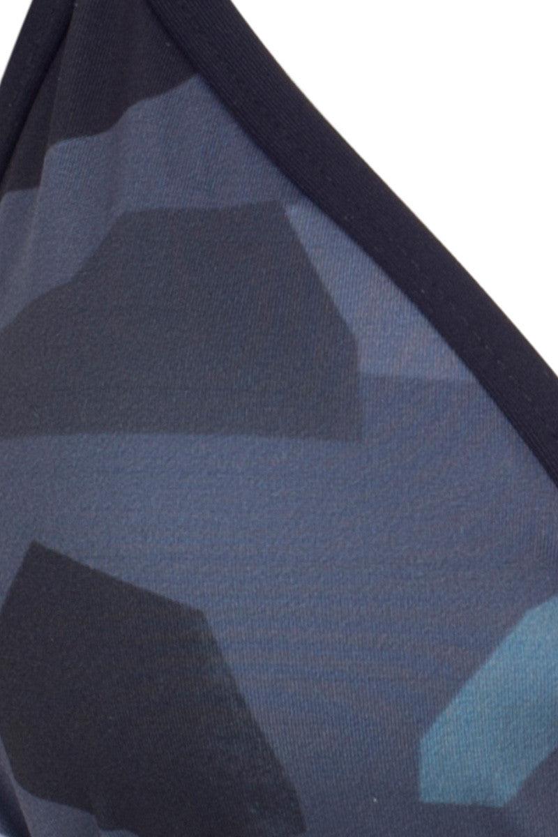 KORE Pax Triangle Tie Bikini Top - Rocky Point Print Bikini Top | Rocky Point Print| KORE Pax Top Rocky Point