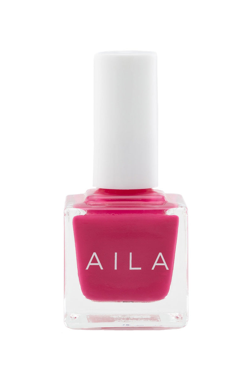 AILA COSMETICS Power Drink Nail Polish Nails | Power Drink| Aila Cosmetics Nail Polish Front View