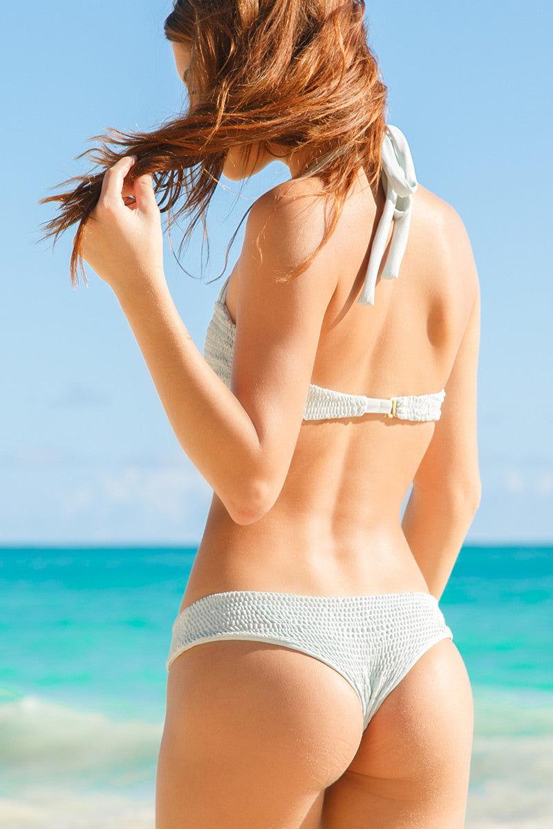 TORI PRAVER Saffron Top Bikini Top | Sage|Mahina