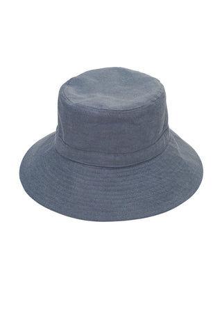 80bdd9e295acb ... SUN N SAND Calypso Bucket Hat - Blue Navy Print Hat