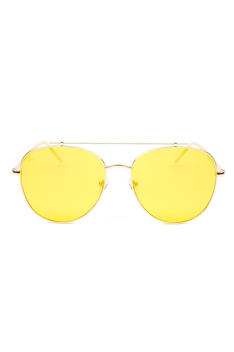 PRIVE REVAUX The Einstein Sunglasses | Yellow| Prive Revaux The Einstein