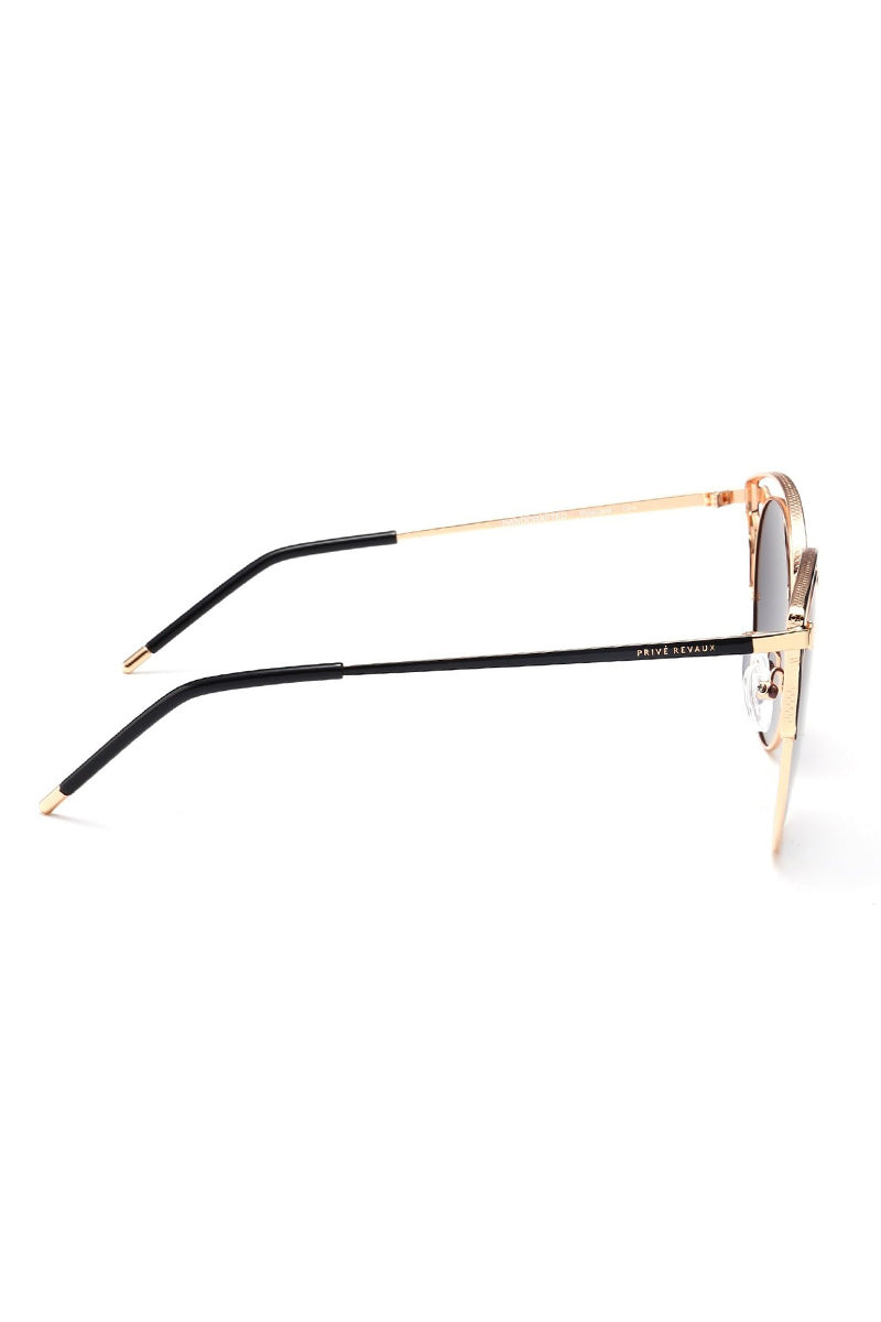 PRIVE REVAUX The Heartbreaker Sunglasses | Black| Prive Revaux The Heartbreaker